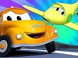 Sommer Spezial Folge - Wie läßt man einen Drachen steigen/Klein Frank hat Heuschnupfen/Die Reifen von Klein Frank dem Feuerwehrauto sind geschmolzen!