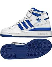 timeless design 97911 118a0 Adidas Forum Mid J, Zapatillas de Deporte Unisex para Niños