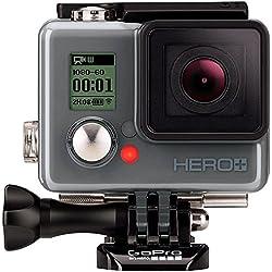 GoPro Hero+ LCD cámara integrada 8Mpix pantalla táctil wifi bluetooth (embalaje E-commerce) [versión francesa]
