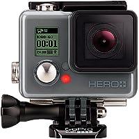 """GoPro HERO+ LCD Caméra embarquée 8 Mpix Écran tactile Wifi Bluetooth (Emballage e-commerce """"Déballer sans s'énerver"""")"""