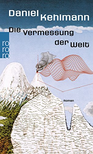 Buchseite und Rezensionen zu 'Die Vermessung der Welt' von Daniel Kehlmann