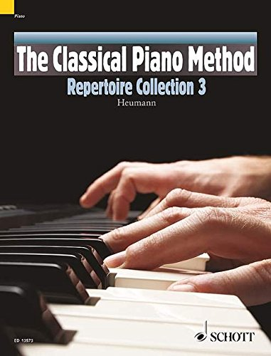 The Classical Piano Method - Repertoire Collection 3 - piano - ( ED 13573 )