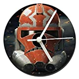 MasTazas Star Wars The Clone Wars Orologio CD Clock 12cm