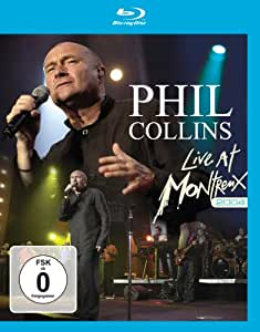 Phil Collins - Live at Montreux 2004 [Blu-ray]