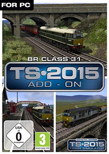 Train Simulator 2015 BR Class 31