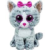 Carl ETTO -Kiki, yeux chat avec paillettes, glub schis, Beanie Boos