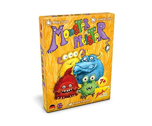 Zoch 601105122 Monster Meister, Memospiel - Monster-spiel S
