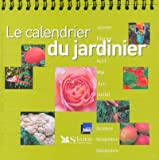 LE CALENDRIER DU JARDINIER