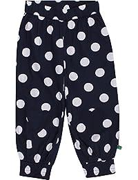 Fred'S World By Green Cotton Spot Poplin Pants, Pantalon Fille