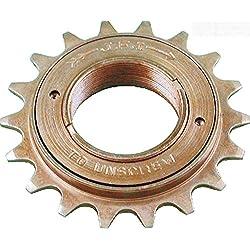 Piñon JFI para Rueda Libre de Bicicleta de 18 dientes Singlespeed Fixie 1V 3326