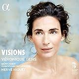 Visions / Alfred Bruneau, César Franck, Louis Niedermeyer, [et als] | Bruneau, Alfred (1857-1934)