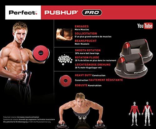Perfect Fitness Liegestützgriffe - 5