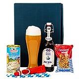 Bayern Geschenkkorb mit Bier