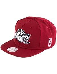 Chicago Bulls SB Cap Mitchell & Ness casquette snapback cap