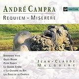Campra : Requiem - Miserere [Import USA]