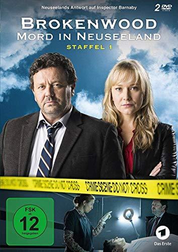 Brokenwood - Mord in Neuseeland - Staffel 1 [2 DVDs]