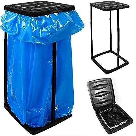 Müllsackständer für Müllsäcke bis max. 60 LITER - 70 x 35 x 30cm
