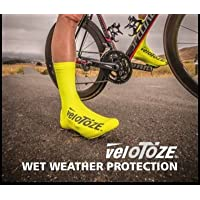VELOTOZE Toze Adult Mixed Shoe Covers - White - L: 43-46