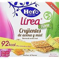 Hero Muesly Línea Crujientes de Avena y Miel - 9 Paquetes de 3 x 40 gr - Total: 1080 gr