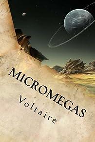 Micromegas par  Voltaire