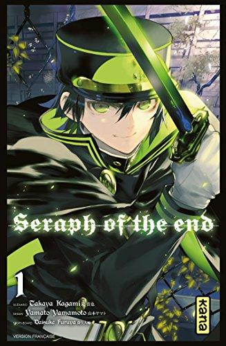 Couverture du livre Seraph of the end - Tome 1