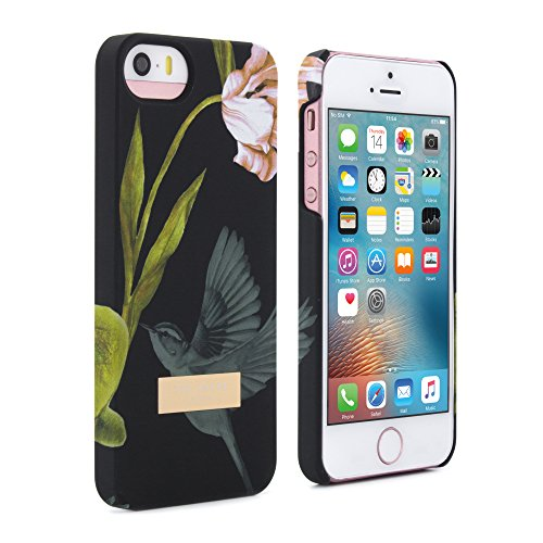 62375d24aed2 Ted Baker AW15 DOBOS Hard Shell Cover for Apple iPhone SE 5S - Buy Online  in Oman.