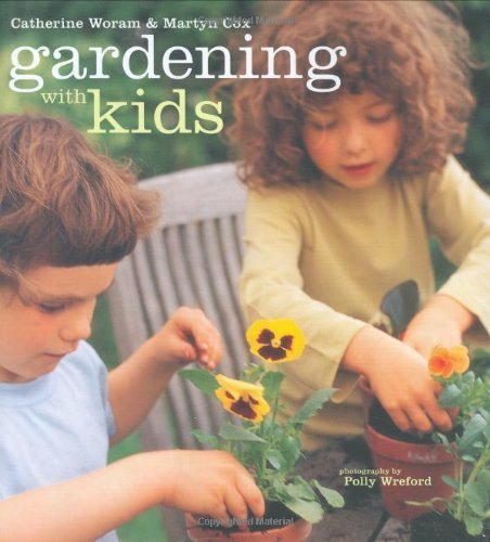 Gardening with Kids by Martyn Cox (2008-02-01)