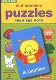 Tout premiers puzzles - Premiers mots (dès 2 ans)