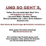 Döschen mit Gravur - Personalisiert mit Namen - Pillen - Zahndose - Dekoration als Geschenk-Idee (Pillen) -