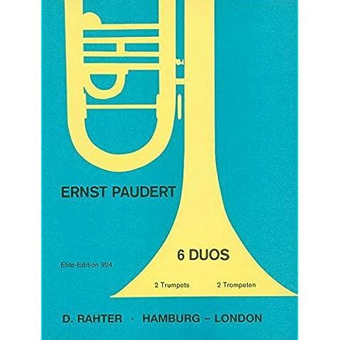 Sechs Duos: 2 Trompeten.