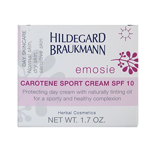 Hildegard Braukmann Emosie Karotin Sport Creme SPF 10 50 ml
