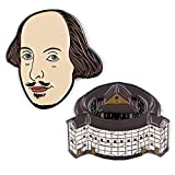 Best Shakespeare Fans - Unemployed Philosophers Guild William Shakespeare 14971Pins Review