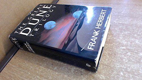 The great Dune trilogy par Frank Herbert