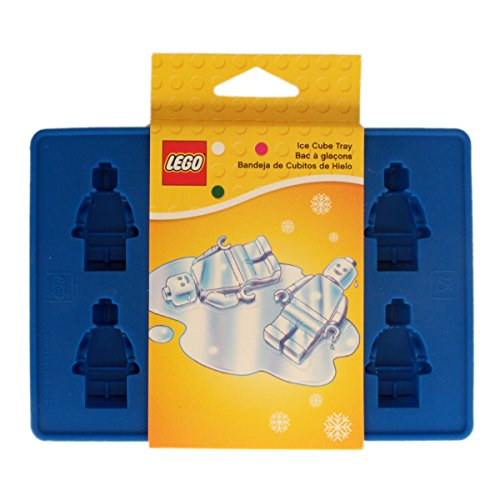 LEGO Minifigura De Hielo Cubo De La Bandeja