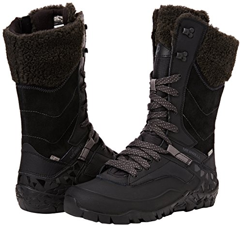 Merrell Women's Aurora Tall Ice+ Waterproof High Rise Hiking Boots -  BootBoutique