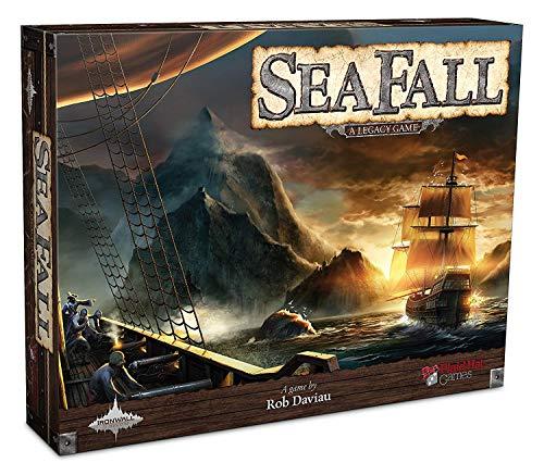 Plaid Hat Games PHG13000 - SeaFall - Englisch, Aktionsspiel -
