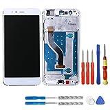 swark Écran LCD Tactile LCD pour Huawei P10 Lite Blanc
