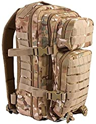 Army Military Tactical Combat Rucksack Backpack Bergen Molle Pack Bag UTP 28L by Kombat