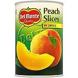 Del Monte Peach tranches en jus (415g) - Paquet de 6