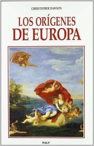 Los orígenes de Europa por Christopher Dawson
