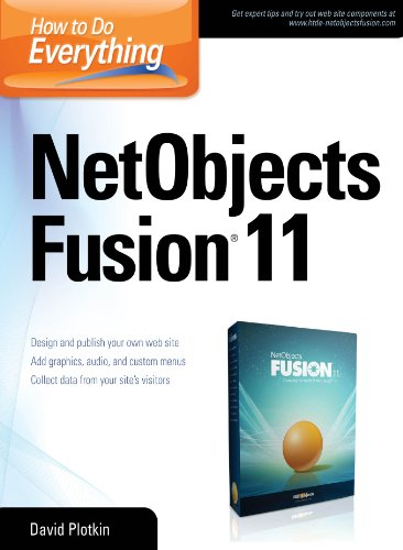 How to Do Everything NetObjects Fusion 11 (English Edition ...