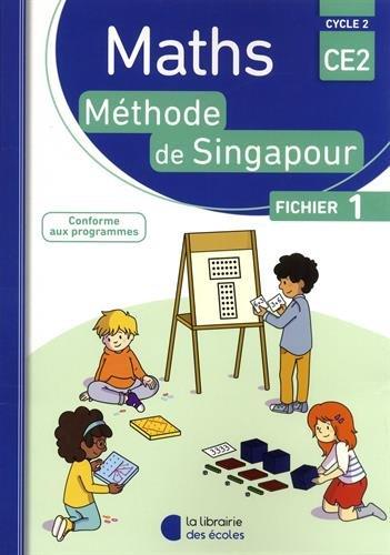 Mathmatiques CE2 Cycle 2 Mthode de Singapour : Fichier 1