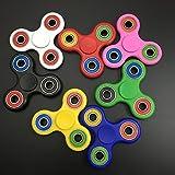 Toykart™ 4 Bearing Fidget Spinner(1 Pcs), Multi Color
