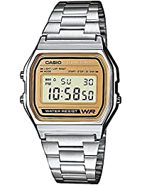 Casio Collection Unisex Adults Watch A158WEA-9EF