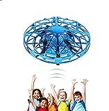 YLIK UFO Volant Jouets Mini Heliball RC vol Hand Ball contrôlée Drone Volant Orb Infrarouge à Induction Hover 360 Whirley Balle avec des lumières Jouets Volants