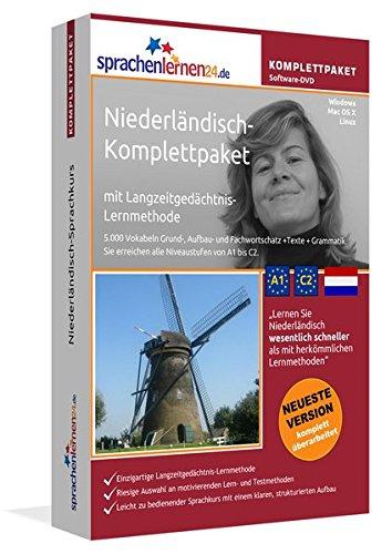 Niederländisch-Komplettpaket auf Software DVD