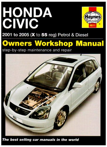 honda-civic-petrol-and-diesel-service-and-repair-manual-2001-to-2005-haynes-service-and-repair-manua