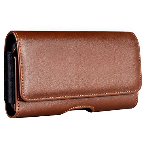 b985bca415e Mopaclle iPhone 6s 6 Funda para Cinturón, iPhone 7 8 Case, Holster Ranuras  para