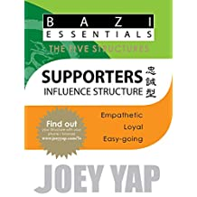 The Five Structures -  Supporters: (Influence Structure) (English Edition)