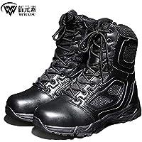 HCBYJ scarpa Scarpe da Trekking all aperto Magnum Stivali da Combattimento  Forze Speciali Stivali Militari 428e8a5b19d